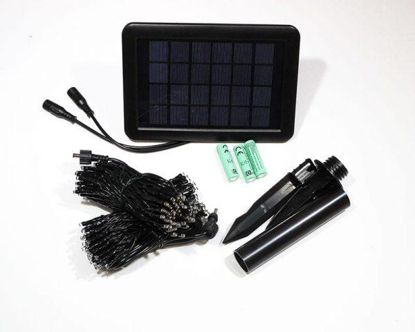 20 metre solar fairy light kit