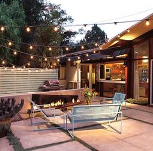 Festoon lighting for your home