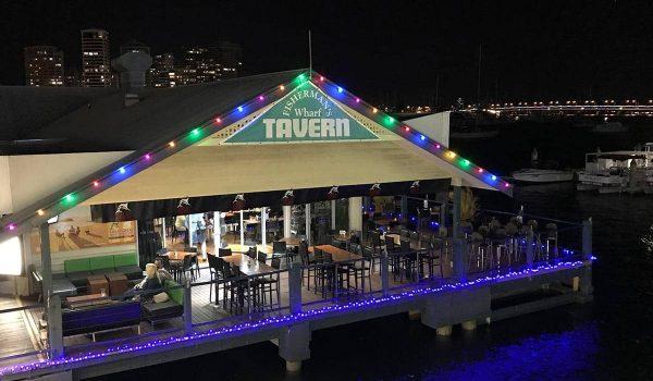 Fishermans-Tavern-Surfers-Paradise-festoon-lights-24v-LED